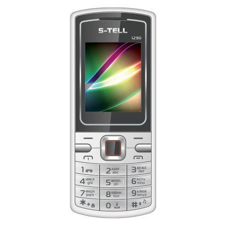 S-TELL 1290 White
