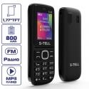 S-TELL S1-08 Black