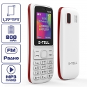 S-TELL S1-08 White red