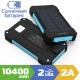 Внешний аккумулятор Voltex 10400mAh VXS-240.22 Blue