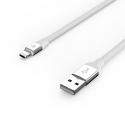 Кабель SOFT long 2m USB - Apple Lightning 2А White