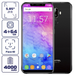 Oukitel U18 4/64GB Black