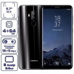 HomTom S8 Black
