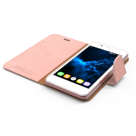 Чехол S-TELL C552 Pink