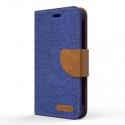 """Чехол универсальный S Design Jeans 5,3-5"""" Blue"""