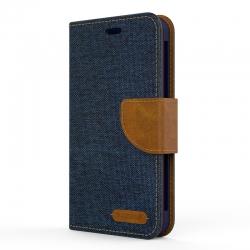 """Чехол универсальный S Design Jeans 5,3-5"""" Dark Blue"""