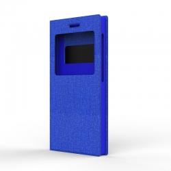 """Чехол универсальный S Design Texture Jeans 5,3-5"""" Blue"""