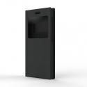"""Чехол универсальный S Design Texture Jeans 4,5-4,7"""" Black"""