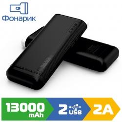 Внешний аккумулятор Voltex 13000mAh VPB-521.21 Black