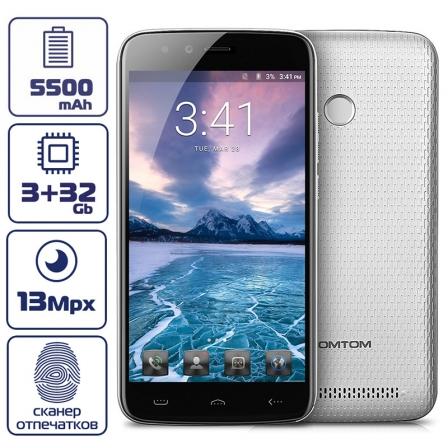 HomTom HT50 White