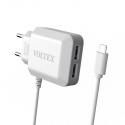 Зарядное устройство Voltex 1.5A/5V White