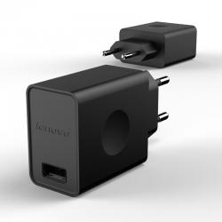 Зарядний пристрій Lenovo 2A/5.2V Black