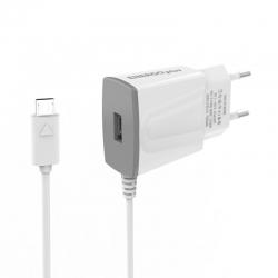 Зарядний пристрій Energo Plus 1.5A/5V White