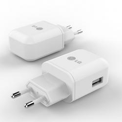 Зарядний пристрій Quickcharge LG 1.8A/9V White