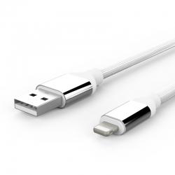 Кабель Furrow USB — Apple Lightning Iphone 2А White