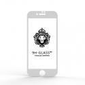Защитное стекло Glass 9H iPhone 7 White