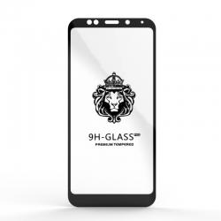 Защитное стекло Glass 9H Xiaomi Redmi 5 Plus Black