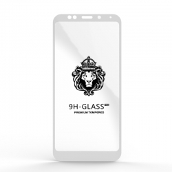 Захисне скло Glass 9H Xiaomi Redmi 5 Plus White