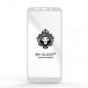 Защитное стекло Glass 9H Xiaomi Redmi 5 Plus White