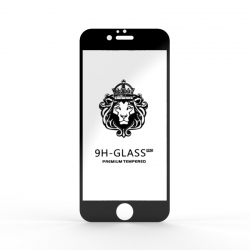 Захисне скло Glass 9H iPhone 6 Black