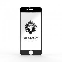 Защитное стекло Glass 9H iPhone 6 Black