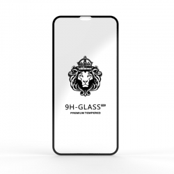 Захисне скло Glass 9H iPhone X Black