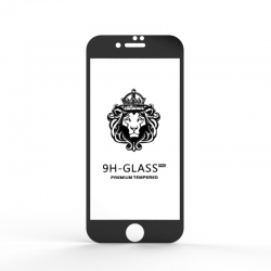 Захисне скло Glass 9H iPhone 7/8 Black