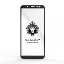 Защитное стекло Glass 9H Samsung J6 Black