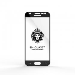 Защитное стекло Glass 9H Samsung J330 J3 2017 Black