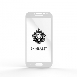 Захисне скло Glass 9H Samsung J2 2018 (J250) White