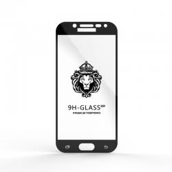 Захисне скло Glass 9H Samsung J730 J7 2017 Black