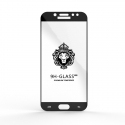 Защитное стекло Glass 9H Samsung J530 J5 2017 Black
