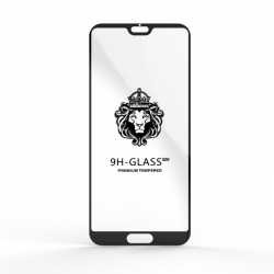 Захисне скло Glass 9H Huawei P20 Pro Black