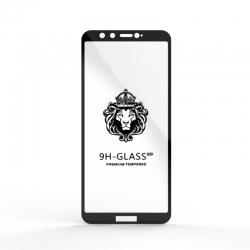 Защитное стекло Glass 9H Honor 9 Lite Black