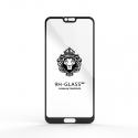 Защитное стекло Glass 9H Honor 10 Black