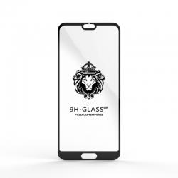 Защитное стекло Glass 9H Huawei P20 Black