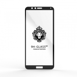 Захисне скло Glass 9H Honor 7X Black