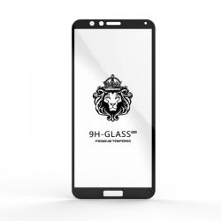 Защитное стекло Glass 9H Honor 7X Black