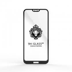 Захисне скло Glass 9H Huawei P20 Lite (Nova 3E) Black