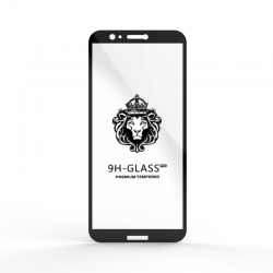 Защитное стекло Glass 9H Huawei P Smart (Enjoy 7S) Black