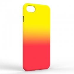 Чехол-накладка Iphone 7/8 Gradient Yellow-Red