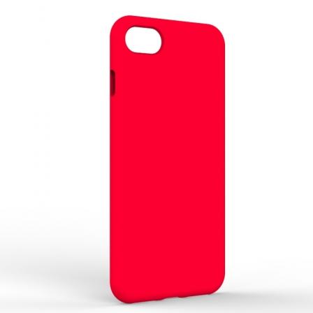 Чохол-накладка Iphone 7/8 Monochromatic Red