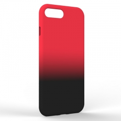 Чехол-накладка Iphone 7/8 Plus Gradient Red-Black