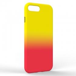 Чехол-накладка Iphone 7/8 Plus Gradient Yellow-Red