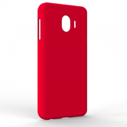 Чехол-накладка Samsung J2 J400 Monochromatic Red