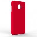 Чехол-накладка Samsung J4 J400 Monochromatic Red