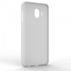 Чехол-накладка Samsung J4 J400 Monochromatic White