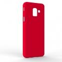 Чехол-накладка Samsung J6 J600 Monochromatic Red