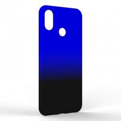 Чохол-накладка Xiaomi A2 Gradient Black-Blue