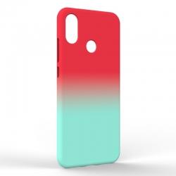 Чехол-накладка Xiaomi A2 Gradient Red-Blue